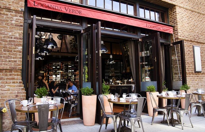 Italian Food Shop Tribecca New York