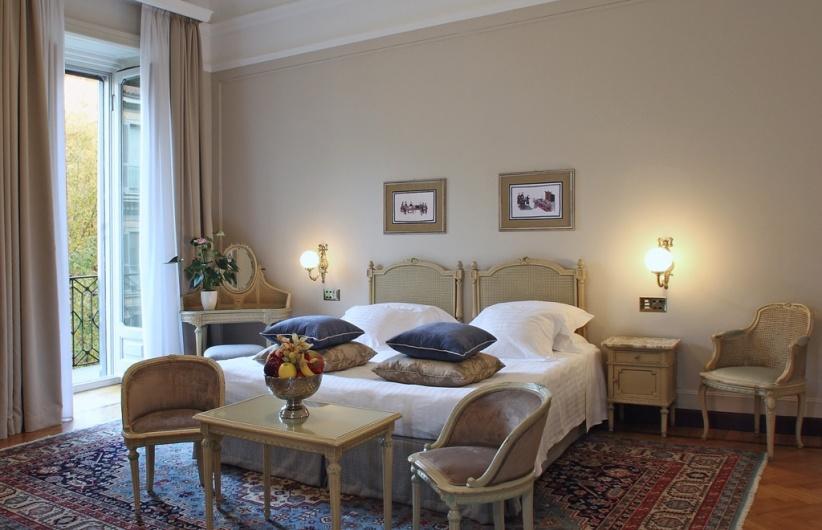 Hotel De Milan Via Manzoni