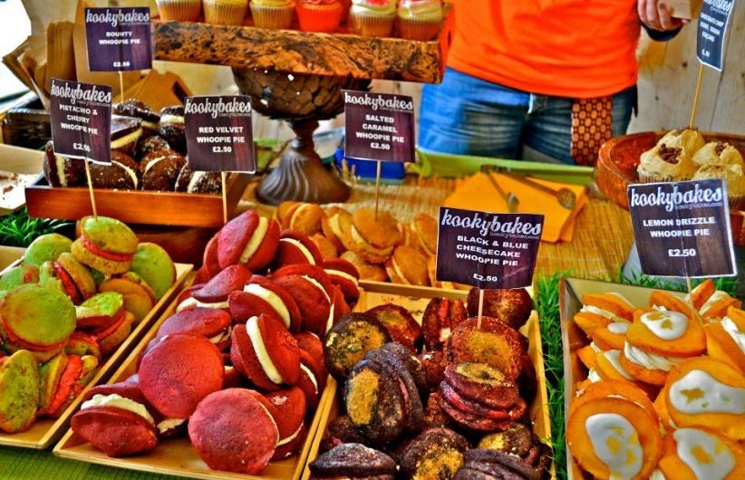 Milan Sunday Food Market