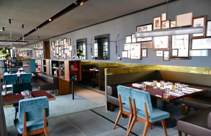 The Vanderlust Ceresio 7 Pools Restaurant
