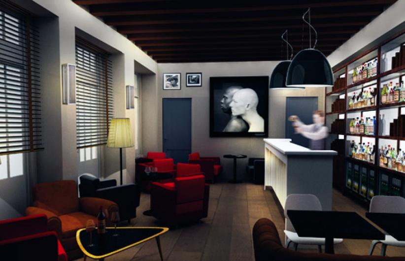 the vanderlust hotel jules jim. Black Bedroom Furniture Sets. Home Design Ideas