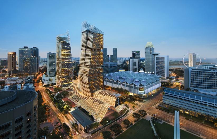 Suites South Beach Singapore