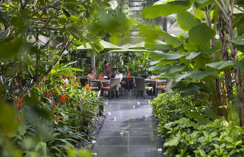 The Vanderlust, Mandarin Oriental, Singapore