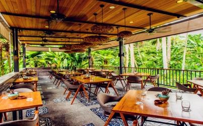 The vanderlust dover street market singapore for Garcons restaurant singapore