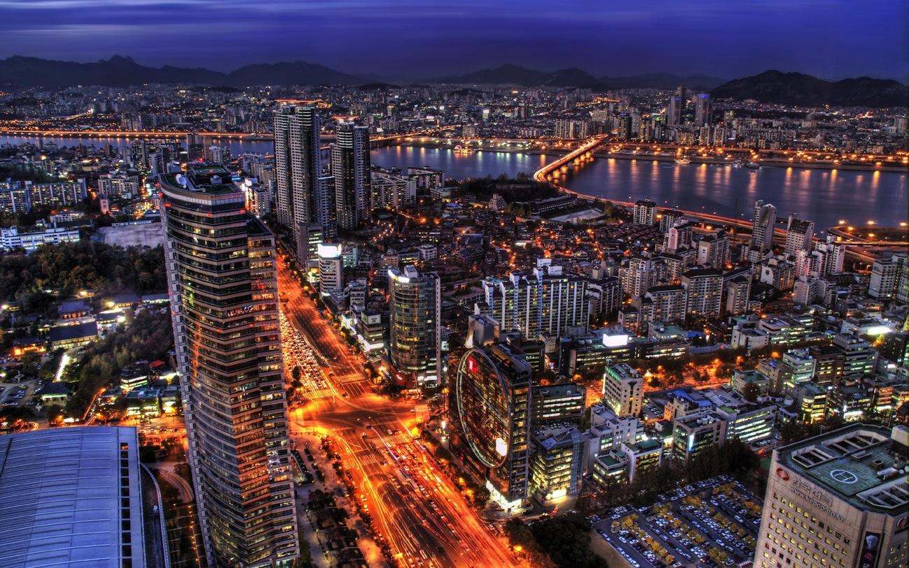 Картинки по запросу Вторая часть Сеула - «Новый город»