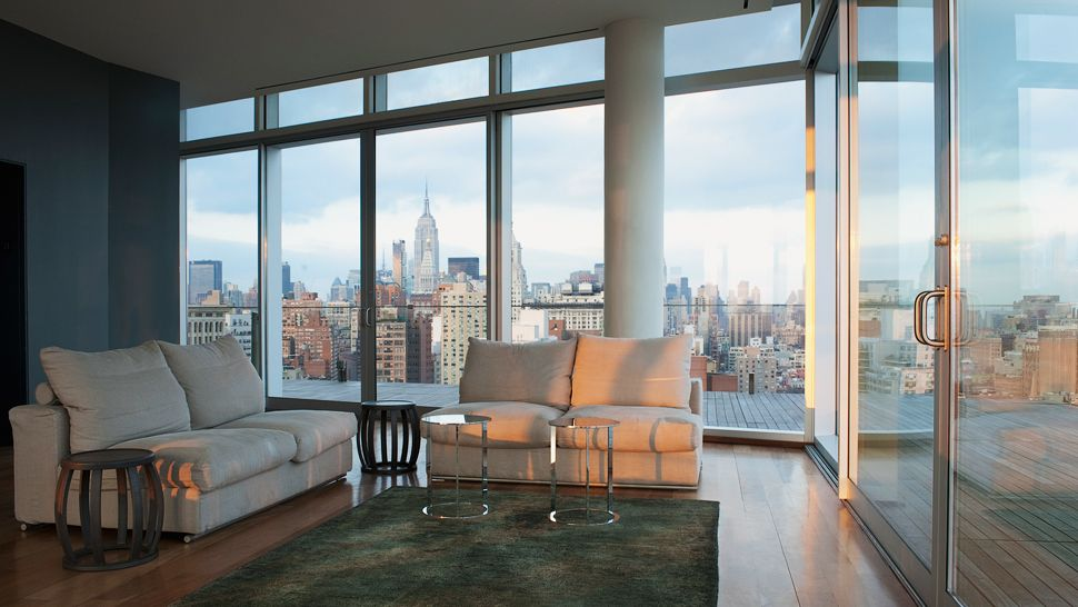 The vanderlust the standard east village - Penthouse luxe missoni home ...