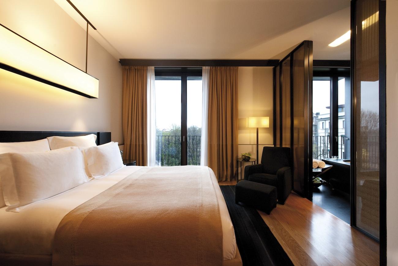The vanderlust bulgari hotels resorts for Hotel milan