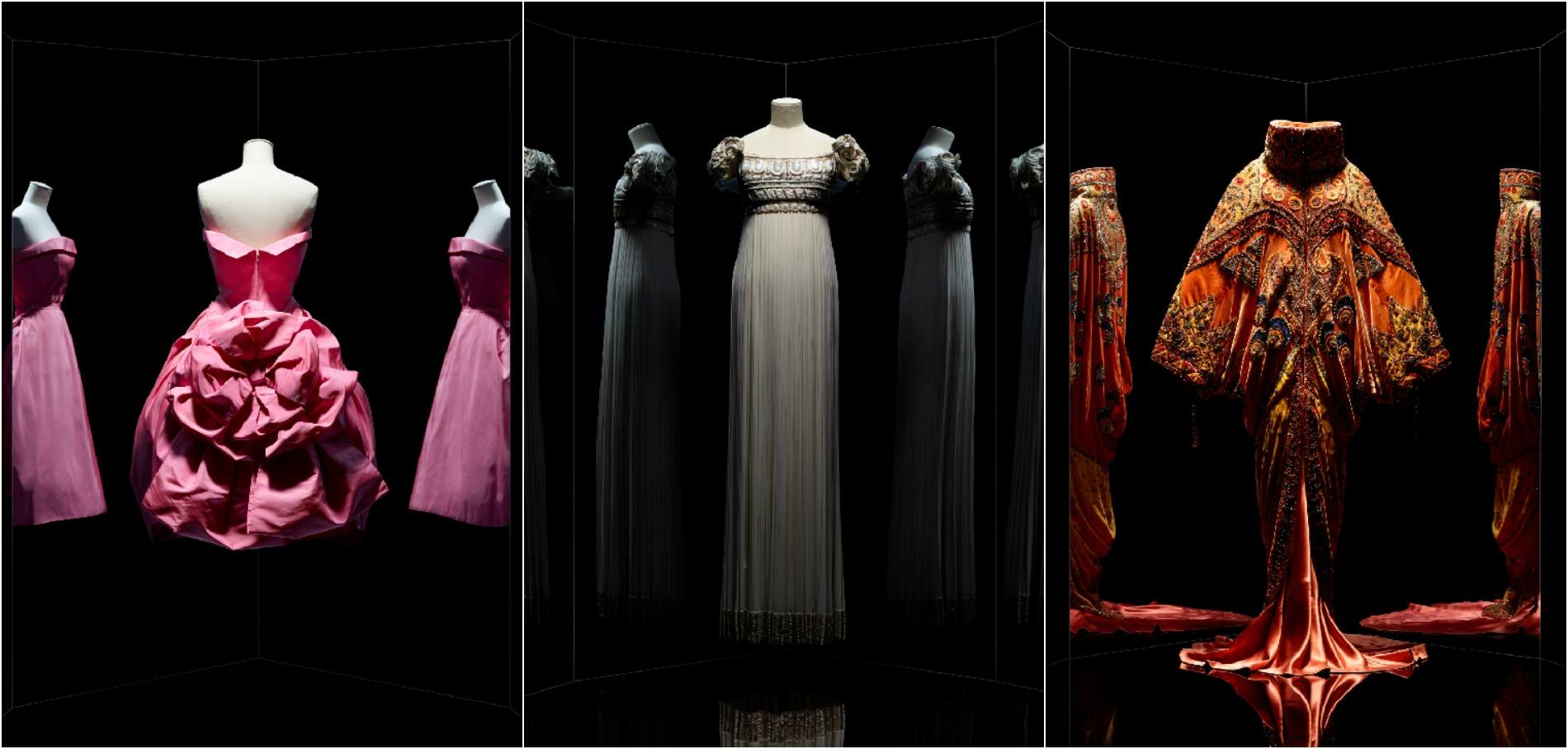 56177b63c596f6 5 июля 2017 года в Музее декоративно-прикладного искусства в Лувре  открывается грандиозная ретроспектива Christian Dior, Couturier du Reve,  приуроченная к ...