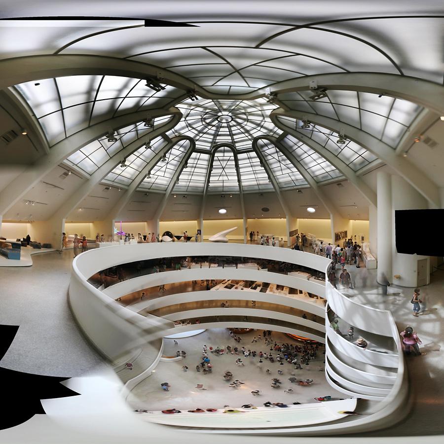Populaire The Vanderlust, Guggenheim Museum RQ27