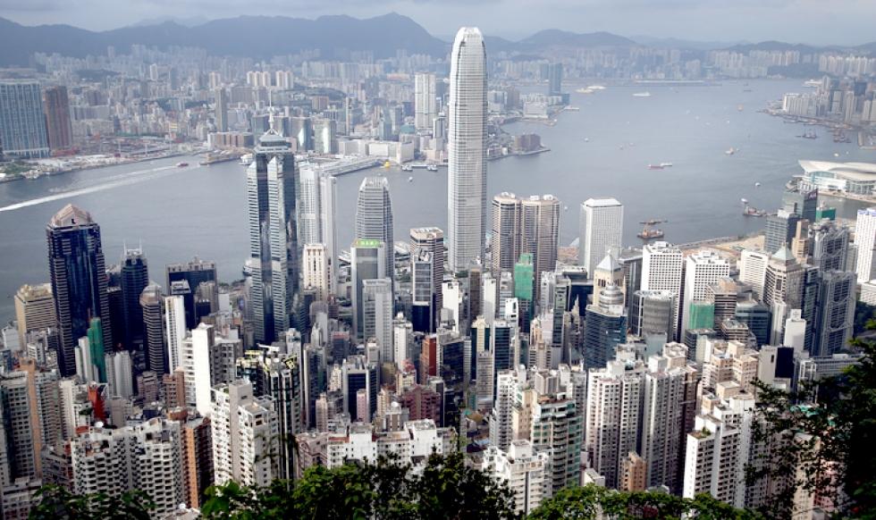 Гонконг: The Vanderlust, Гонконг