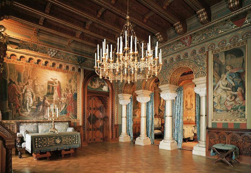The vanderlust palazzo davanzati for Firenze medievale