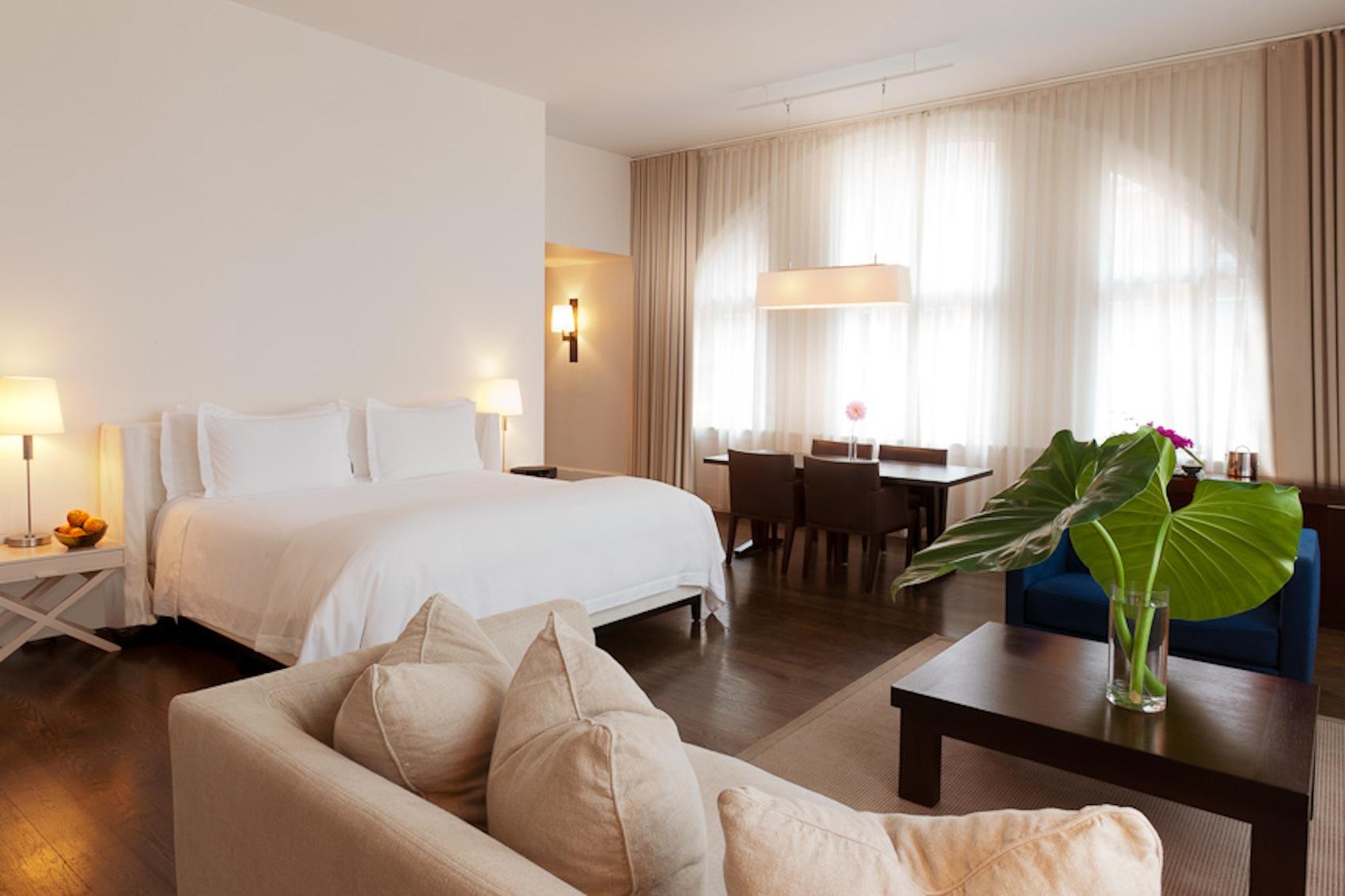Mercer Hotel Soho Ny Room